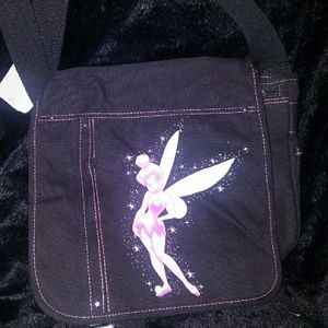 Tinkerbelle messenger bag